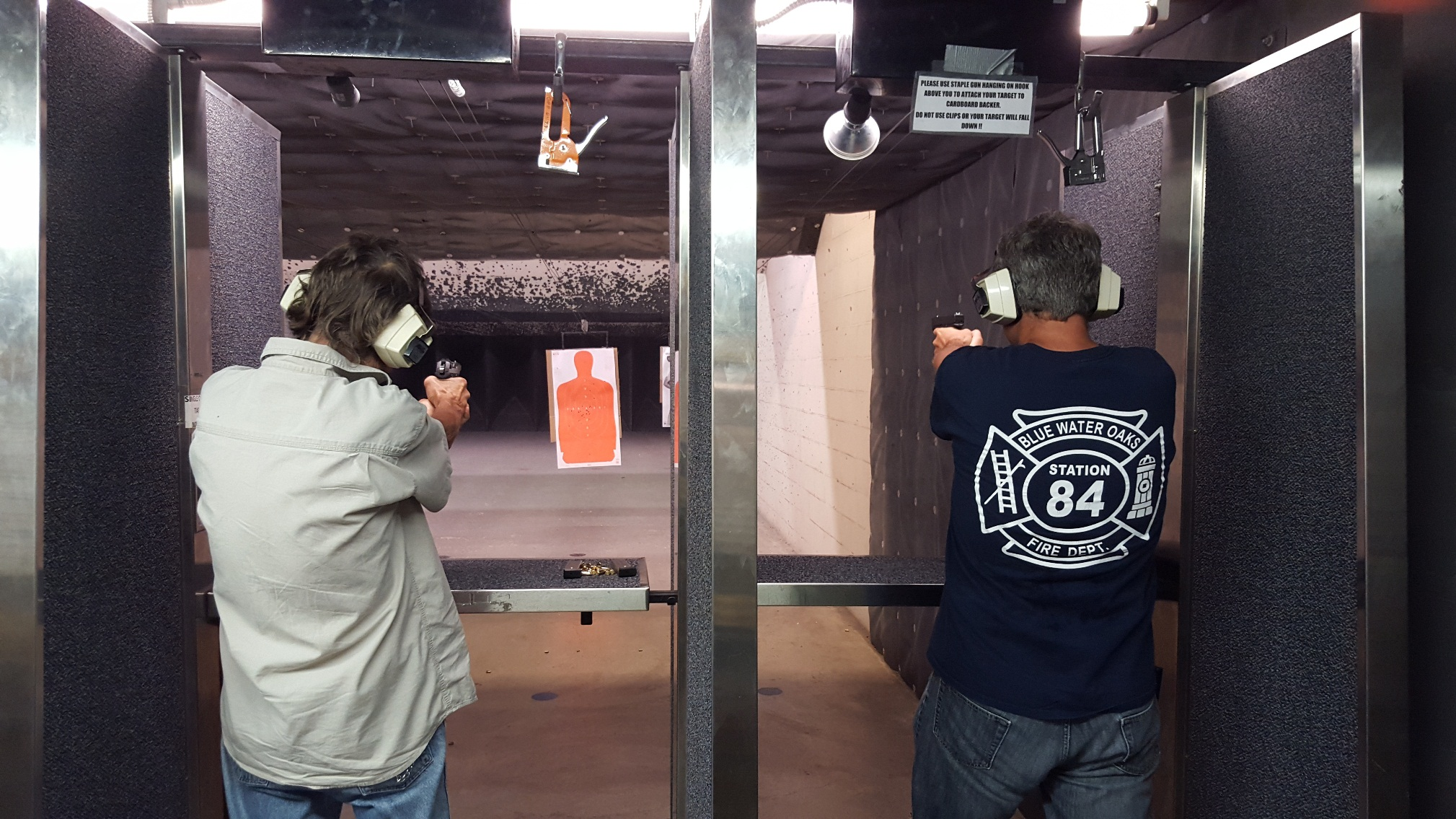 Ill Gun Club Concealed Carry Range Practice